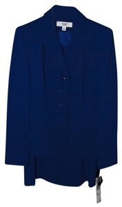 Le Suit Essentials Jewel Box Suit Jacket & Skirt