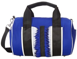 GX by Gwen Stefani Blue black Travel Bag
