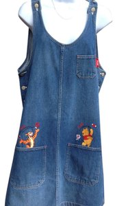 Pooh by Jerry Leigh short dress Denim Blue on Tradesy