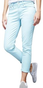 Gap 1969 Denim Pink Skinny Jeans