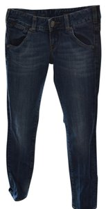 Vigoss Wash Denim Skinny Jeans-Dark Rinse