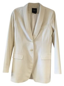 Smythe White Cream Blazer
