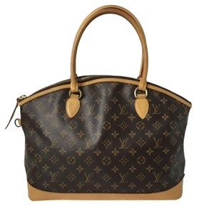 Louis Vuitton Lock It Gm Lock It Speedy Shoulder Bag