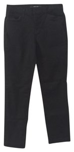 J Brand Straight Pants Black