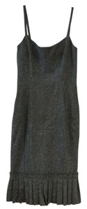 Dolce&Gabbana Tweed Gray Dress