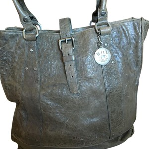 Will Leather Goods Tote in Grey