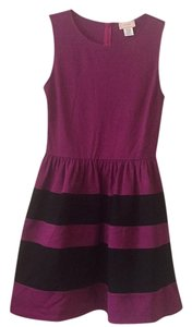 Love Ady short dress Purple on Tradesy