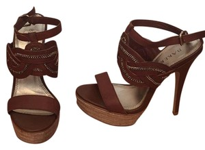 Bakers Brown Platforms