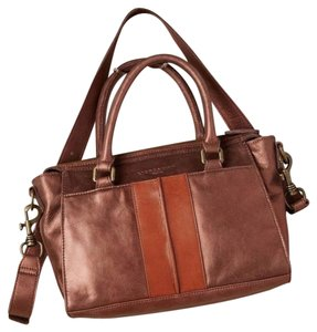 Liebeskind Satchel in Bronze