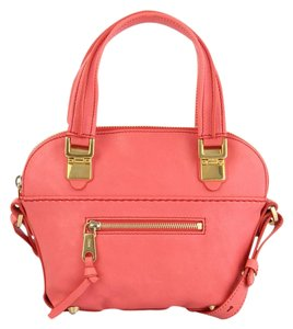 Chlo Satchel in Paradise Pink