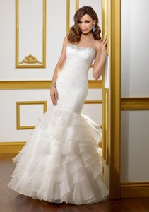 Mori Lee 1808 Wedding Dress