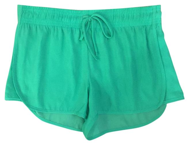 Preload https://img-static.tradesy.com/item/18508255/rory-beca-green-minishort-shorts-size-2-xs-26-0-1-650-650.jpg