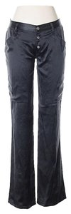 Joie Silk Low-rise Boot Cut Pants