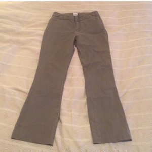 Calvin Klein Boot Cut Pants Taupe