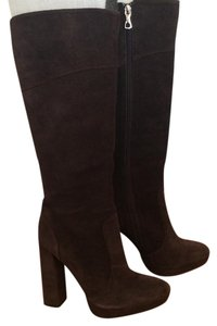 BCBGMAXAZRIA Chocolate Brown Boots