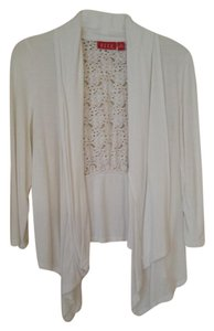 Elle Lace Trim Cardigan
