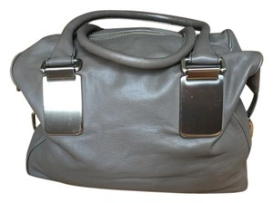 Banana Republic Slouch Satchel in Taupe