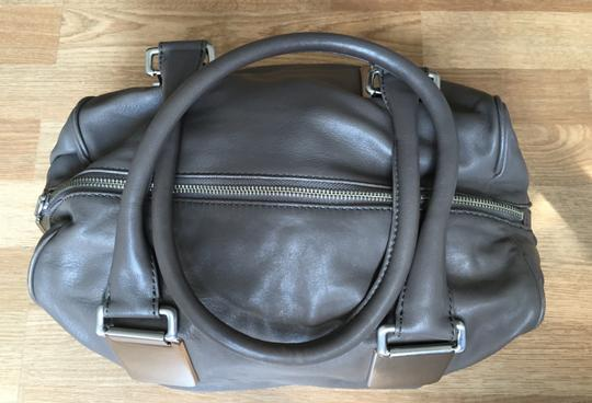 Banana Republic Slouch Satchel in Taupe Image 1