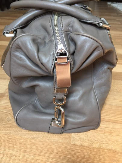 Banana Republic Slouch Satchel in Taupe Image 4
