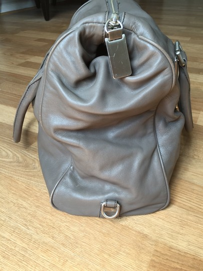 Banana Republic Slouch Satchel in Taupe Image 6