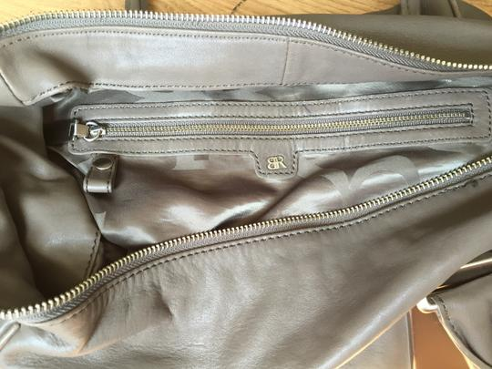 Banana Republic Slouch Satchel in Taupe Image 7