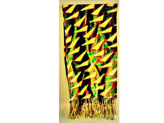 Other NEW 100% cotton fringed double-layered Image 1