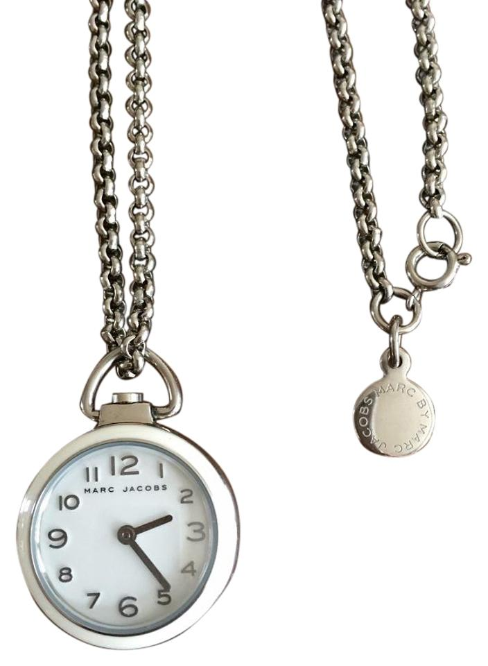 watch clock vintage birdy pocket necklace swallow silver