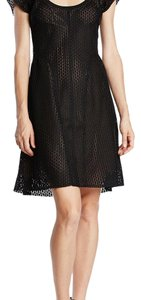 Byron Lars Beauty Mark short dress Black on Tradesy