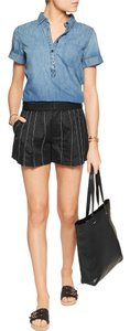 Rag & Bone Dress Shorts Navy
