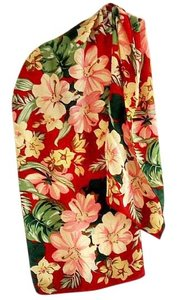 Vince Camuto NEW 100% silk floral print