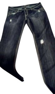 Almost Famous Clothing Straight Leg Jeans