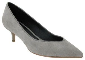 MIA Gray Pumps
