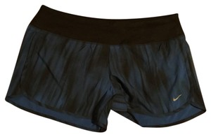 Nike Black and blue Shorts