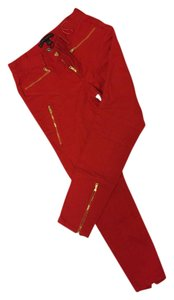 Ralph Lauren Black Label Skinny Jeans-Coated