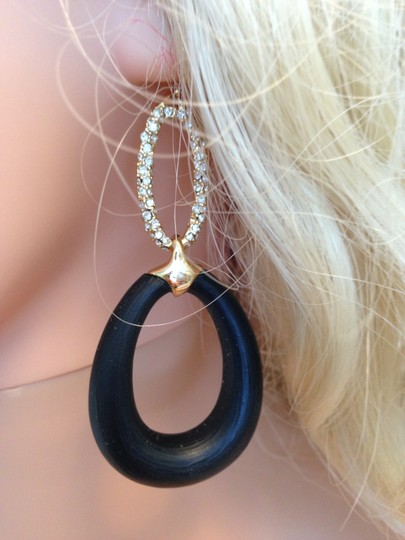 Alexis Bittar double loop earrings Image 2