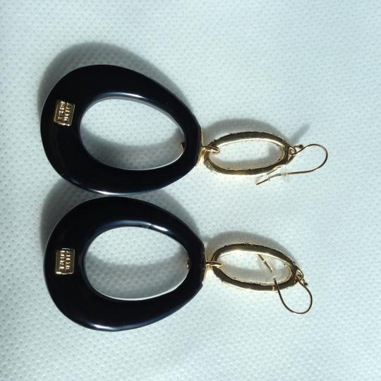 Alexis Bittar double loop earrings Image 6
