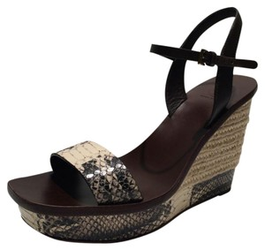 Tory Burch Coconut Wedges