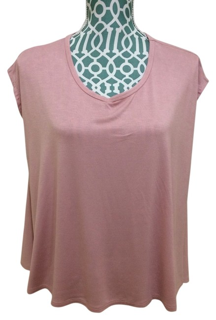 Preload https://item5.tradesy.com/images/malloy-shirt-blouse-draped-tank-top-pink-1851464-0-0.jpg?width=400&height=650