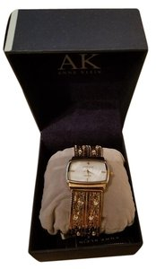Anne Klein Mixed Tones Crystal AK Watch