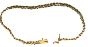 Other 14K Gold Rope bracelet