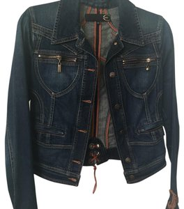 Just Cavalli Womens Jean Jacket