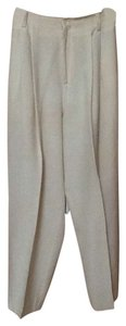 Ellen Tracy Trouser Pants Off white