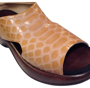 Dansko Sunflower Gold Sandals