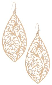 Other Filigree Detailed Dangle Earrings
