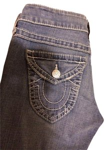 True Religion Boot Cut Jeans-Light Wash