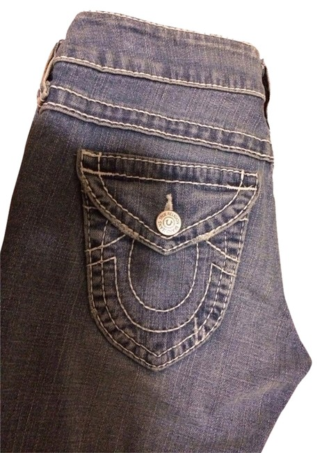 True Religion Boot Cut Jeans-Light Wash Image 0