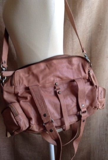 Latico Leather Leather Satchel Leather Satchel Handbag Leather Handbag Cross Body Bag Image 4