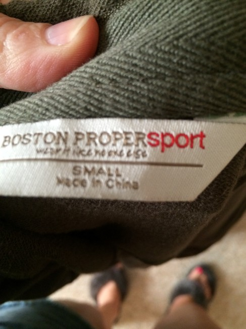 Boston Proper Boston Proper Capri Pant Suit Small