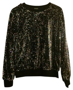 Topshop Date Date Night Shine Girl Women Sexy Cute Stunning Stylish Fashion Fancy Top