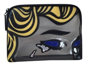 3.1 Phillip Lim Black/Multi Clutch